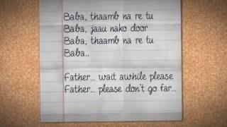 Download Hindi Video Songs - English translation of Baba Song Lyrics - PRIYANKA Chopra