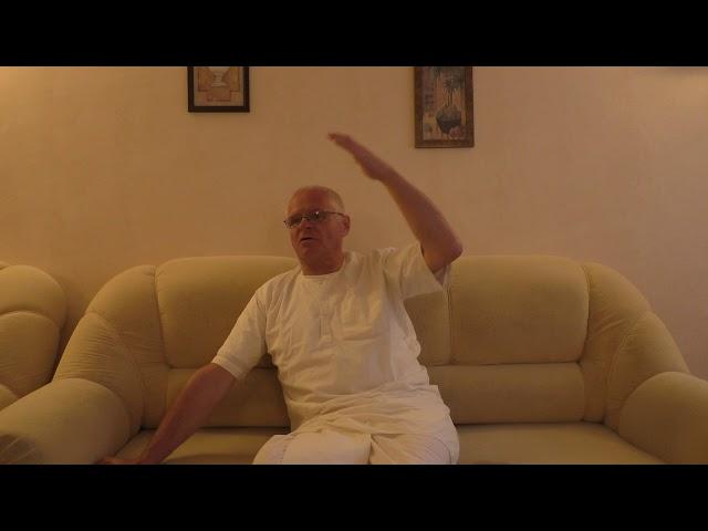 Е.М.Манидхар прабху. 2 день 7 часть санкиртана