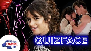 Camila Cabello Plays Snog, Marry, Avoid 💋 | Quizface | Capital