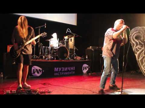 Bluesbreaker (Neformat Fest 2016) live@MonteRay Live Stage, 17/09/16