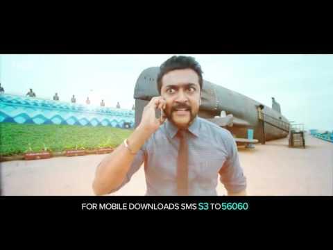 Singam 3 Official Trailer-Tamil-Surya-Anushka