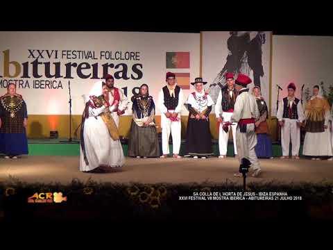 XXVI FESTIVAL VII MOSTRA IBÉRICA@RANCHO FOLCLÓRICO DE ABITUREIRAS SANTARÉM