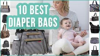 Best Diaper Bags 2016? TOP 10 Baby Diaper Bags | TOPLIST+