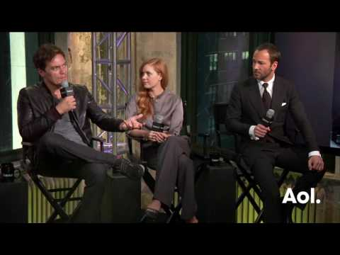 "Tom Ford, Amy Adams, Michael Shannon And Aaron Taylor Johnson On ""Nocturnal Animals"" 
