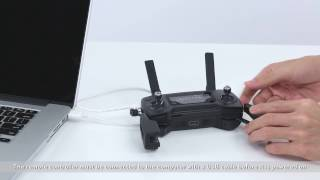 How to Upgrade DJI Mavic Pro Firmware with DJI Assistant 2