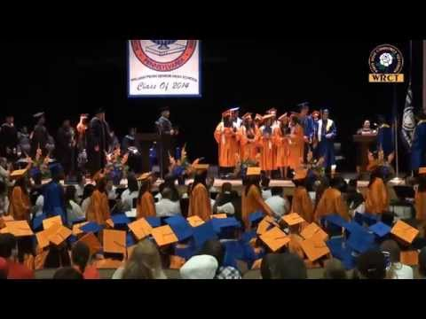 William Penn Senior High 2014 Graduation Ceremony LIVE