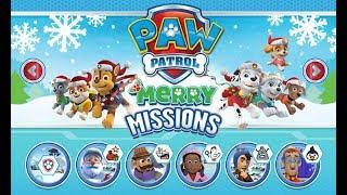 PAW Patrol Merry Missions (Щенячий патруль: Новогодние миссии)