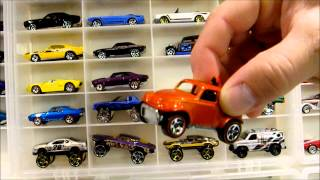2002 To 2009 Hot Wheels Collection