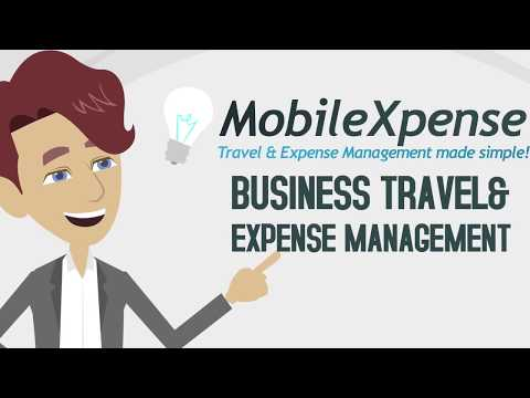 MobileXpense | Travel and Expense Management