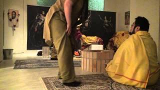 20110122-01 シュリー・シルディ・サイ・ババ 日本東京テンプル ヒンズー教