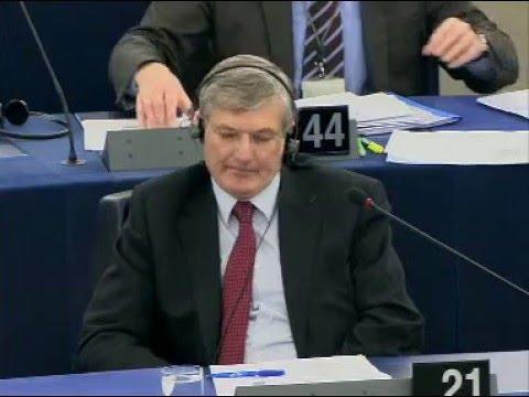 Omnibus II (Solvency II) debate in European Parliament 11 March 2014
