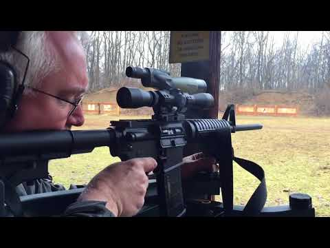 Colt Match Target Competition AR15 Rifle HBAR II