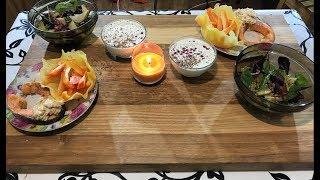 Бюджетный но эффектный романтический ужин за 800 рублей (400 гривен) на 14 февраля или 8 марта