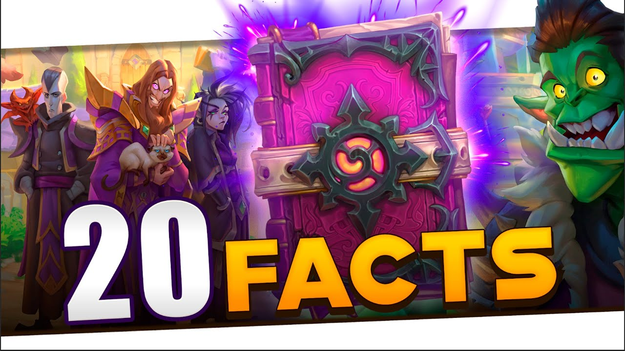20 FACTS about Scholomance Academy Packs: Hearthstone Pre-Order Benefits, New Mode, Broken Combos