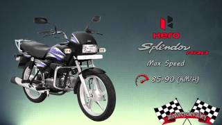 Top Speed of Hero 100cc Commuter Bikes in Bangladesh