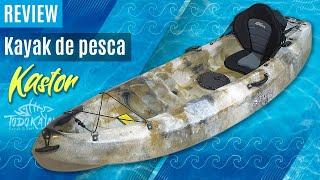 """Vídeo: Kayak de pesca """"Kastor"""""""