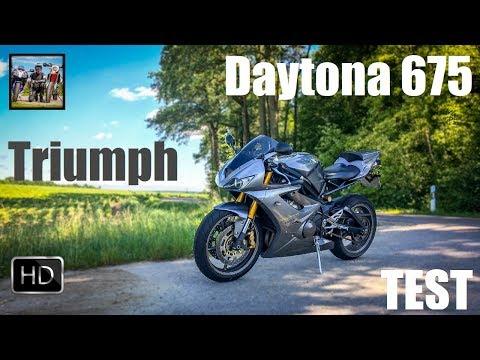 Triumph Daytona  TEST | Besser als R, CBR & Co...?!
