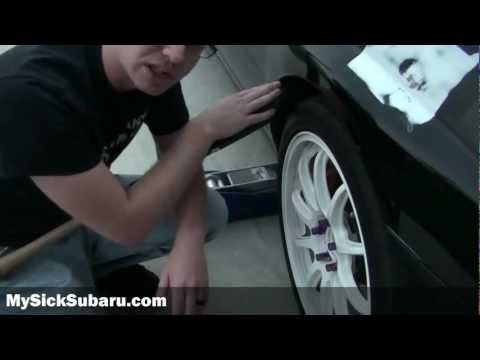 How To: Rolling Your Fenders the Right Way... for FREE