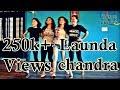 launda chandra| Dance on Gahrwali song launda chandra