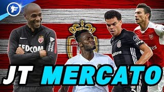 La short-list clinquante de l'AS Monaco pour sortir de la crise | Journal du Mercato