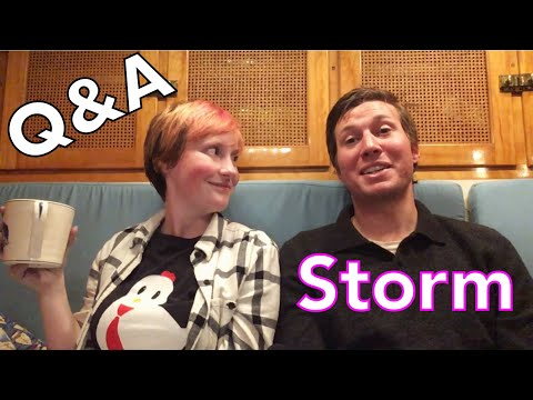Sailing Wisdom: Storm Talk Q&A