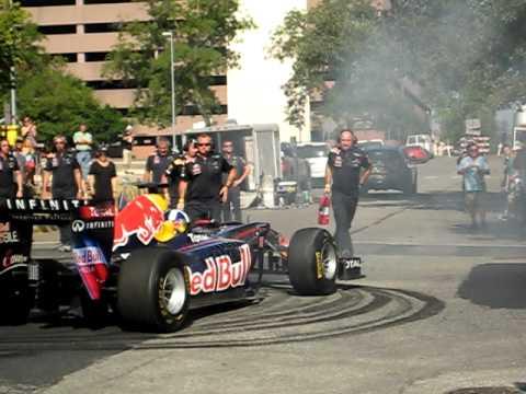 Formula 1 Demo Austin Texas