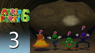 Mario Party 6 – E. Gadd's Garage [Part 3]