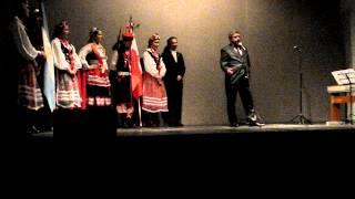 "Jacek Bazanski -- Embajador  de Polonia en la ""Semana Cultural Argentino Polaca"" Thumbnail"