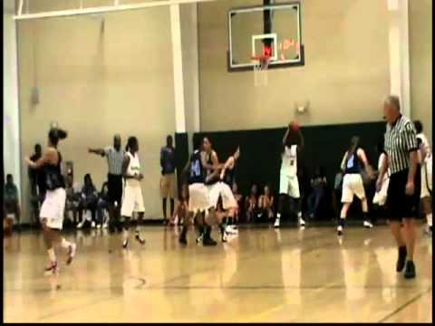 Hailey Brown 40 Pspa Rams Basketball Youtube
