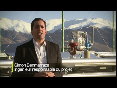 Emission de Solutions - France 2 - La chaleur du Soleil comme énergie