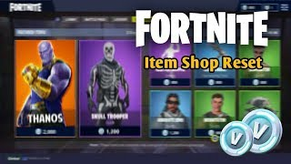 The New daily Skin items in Fortnite:Battle Royale (Skin Reset #33) NO COMMENTARY