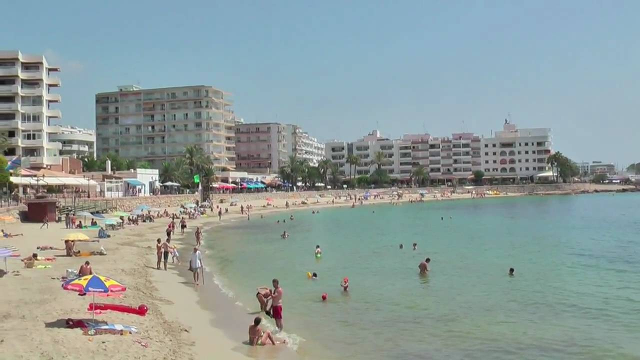 beach ibiza Webcam