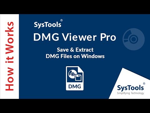 Windows Software Download How To Open,View & Extract DMG File In Windows Operating System Technodiary365