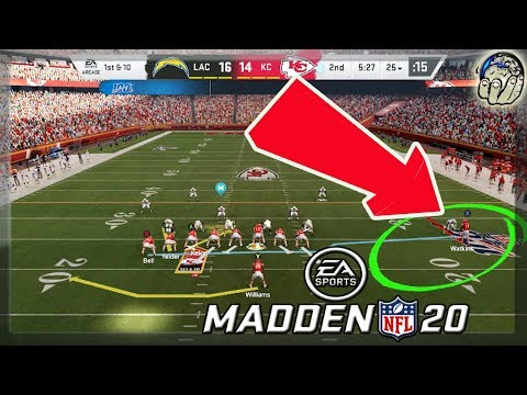 Madden 20 Official Gameplay! THIS GLITCH Won't Work Anymore!