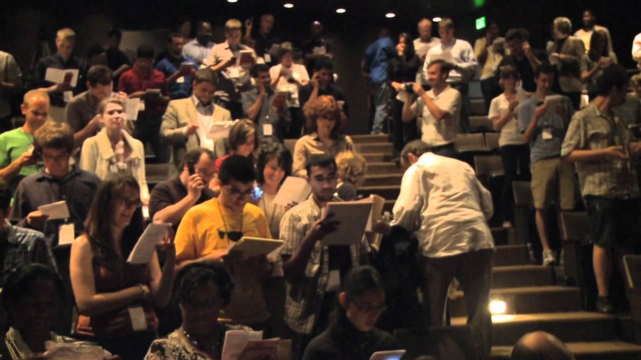 aa7a4317e33 Dan Deacon at TEDxBaltimore 2011 - YouTube