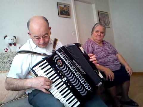Andiamo a mietere il grano - fisarmonica - Salvatore Graziano - anno  2015