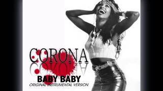 Corona / Baby Baby [Original Instrumental Version]