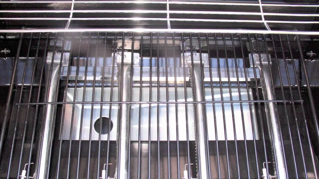 From Heat Tents To Lava Rocks On The Stok 4 Burner Grill