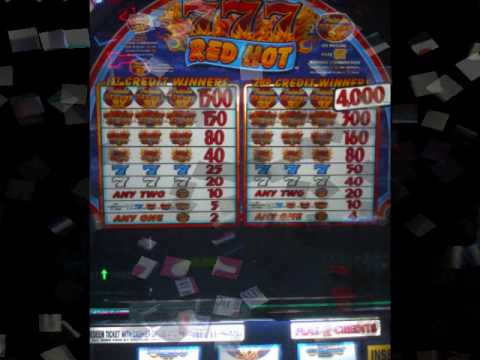 Casino Machine Tricks