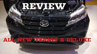 In depth review Daihatsu All New Terios Tipe X Deluxe