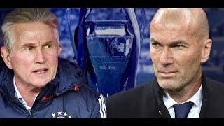 Bayern munich vs Real madrid - Promo - 2017/2018 - Trailer 4K