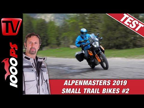 KTM 790 Adventure im Test - Vergleich - Alpenmasters Enduro Mittelklasse 2/4