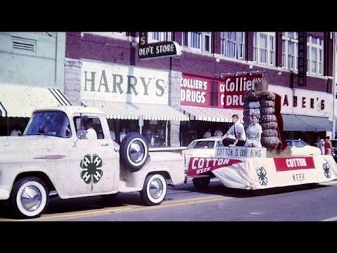 Downtown Pine Bluff Arkansas Documentary
