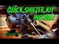 QUICK SHIFTER KIT INSTALL | 2019 Yamaha MT-09 | MTmotoRIDER