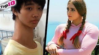 Top 10 - Unglaubliche Teenager, die es Wirklich gibt