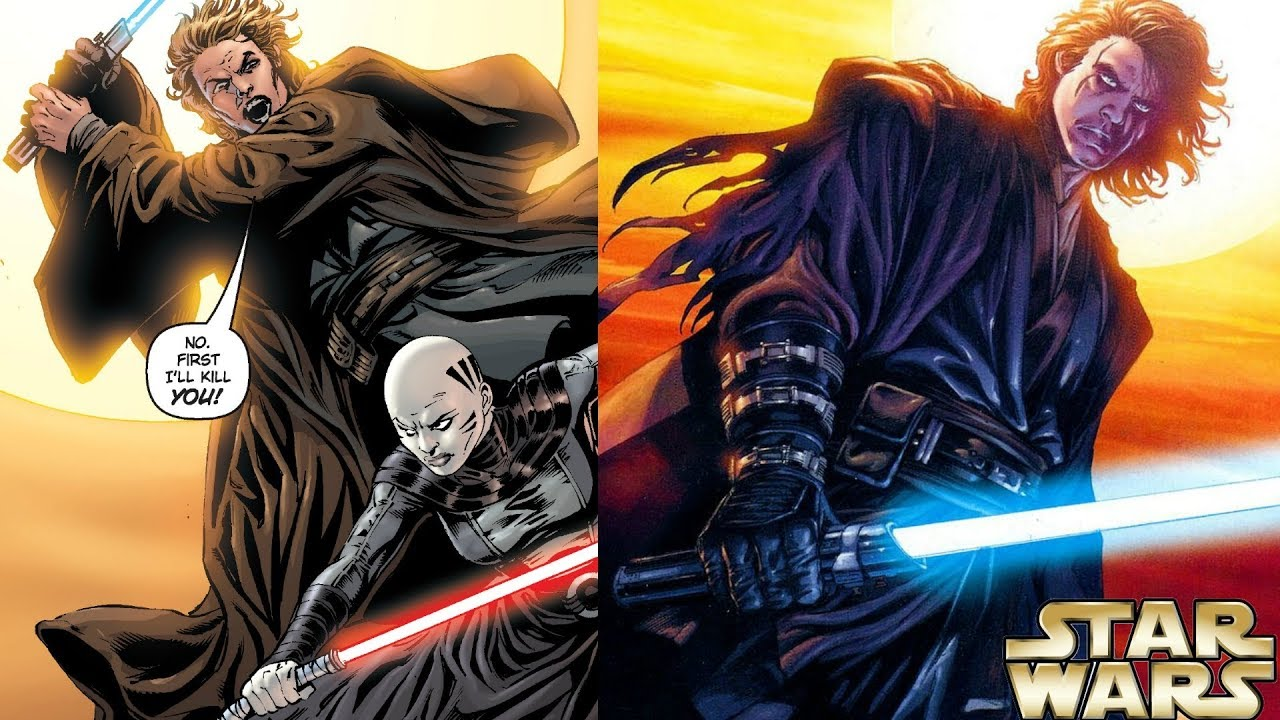 Why Anakin Tried To Kill Ventress In Secret Before Order 66 Star