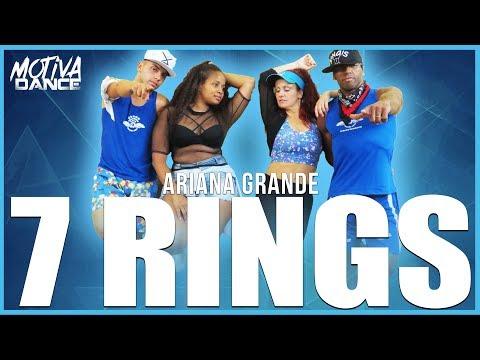 7 Rings - Ariana Grande  Motiva Dance Coreografia
