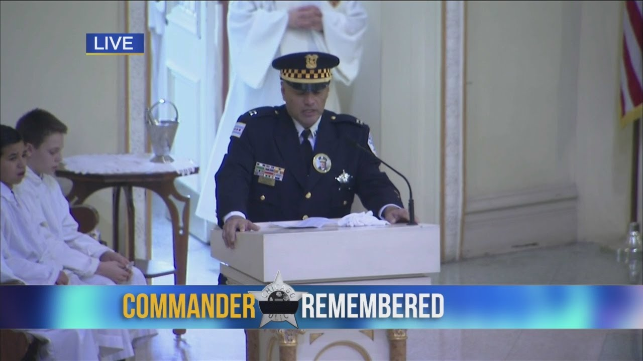 Captain Roman Brings Levity To The Funeral