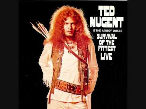 Ted Nugent & The Amboy Dukes - Prodigal Man