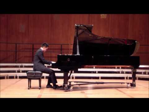 James Lim - Chopin Ballade No. 2 in F Major